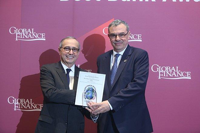 Kuveyt Türk Türkiye'nin KT Bank AG Avrupa'nın en iyisi