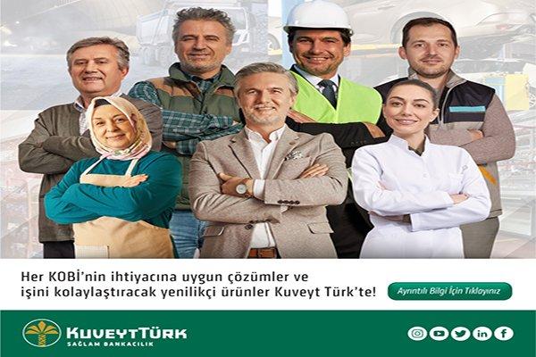 Kuveyt Türk'ün yeni reklam kampanyası yayında!