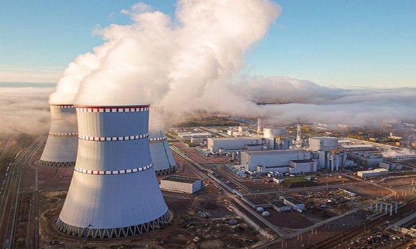 Leningrad NGS'nin VVER-1200 Reaktörlü Yeni Güç Ünitesi
