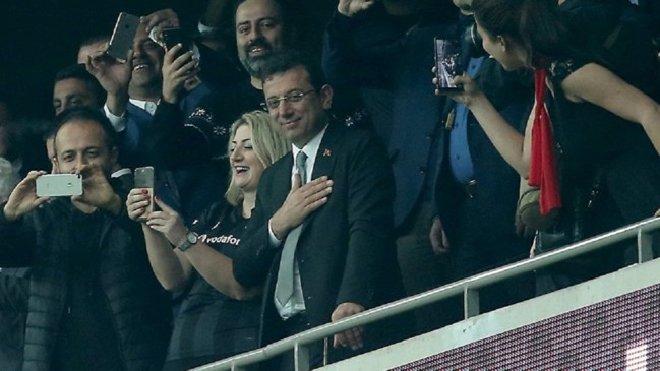 Maçtan sonra Nagehan Alçı'yı arayan İmamoğlu ne dedi?