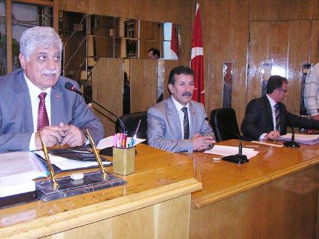 Malatya İl Genel Meclisi'nde Kadın Hakları ve Eşitlik Komisyonu...
