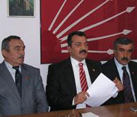 (CHP) Malatya belediye başkan adayı mimar Ömer Şarapnel
