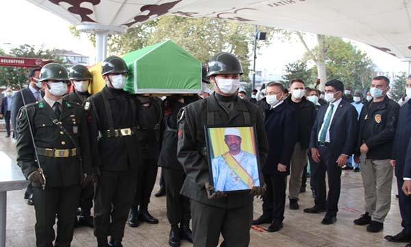 Mali Eski Cumhurbaşkanı Touré'ye İstanbul'da tören