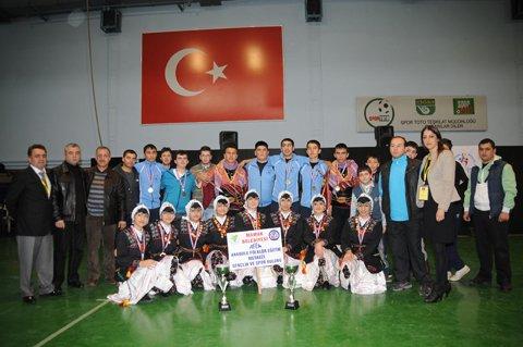 Mamak Belediyesi Halk Oyunları Ekibi, Türkiye Finaline Gidiyor