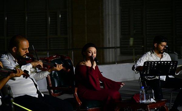 Mamak Belediyesi'nden Eskimeyen Arabesk şarkılar Konseri