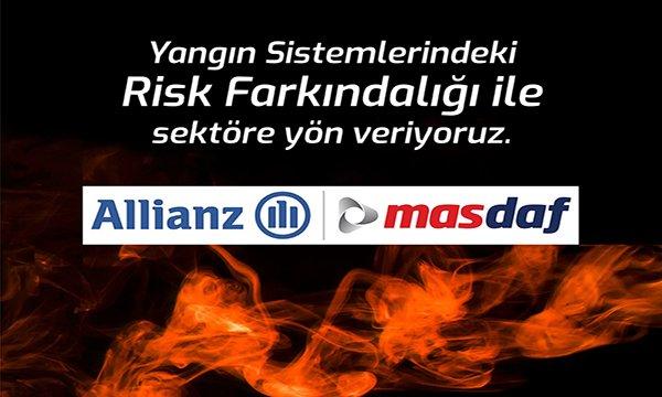 Masdaf ve Allianz Teknik'ten Farkındalık Semineri
