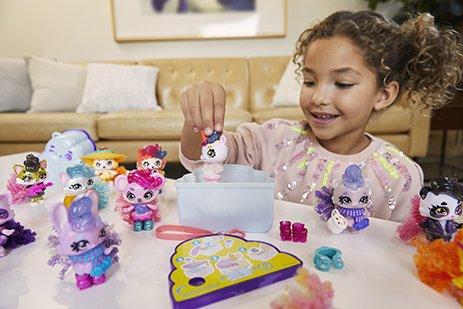 Mattel'den Minik Koleksiyonerlere Özel Cloudees