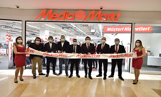 MediaMarkt,Tekirdağ'a ikinci mağazayı açtı