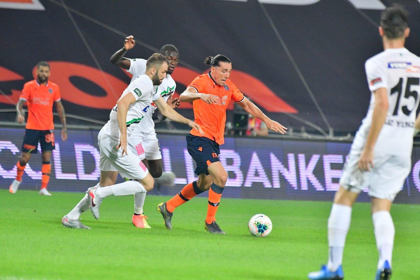 Medipol Başakşehir - Yukatel Denizlispor: 2-0