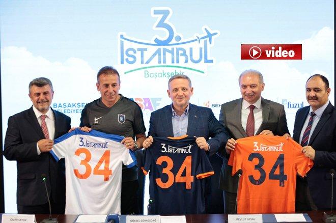 Medipol Başakşehir'e yeni sponspor