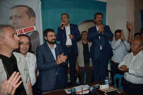 Mehdi Eker, Diyarbakır'da