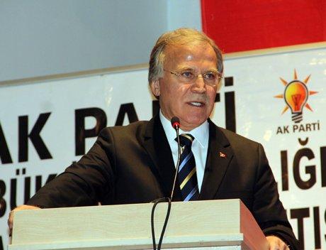 Mehmet Ali Şahin'den Gülen'e çağrı