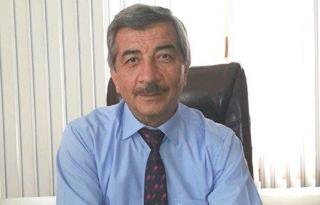 Mehmet Gürbüz Osmaniye Belediye Başkan Adayı