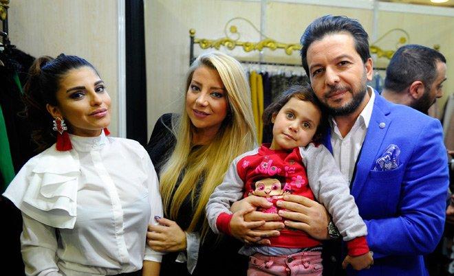 Mendilci Suad Elcasi'nin yüzü, Harem İstanbul Fest'te güldü
