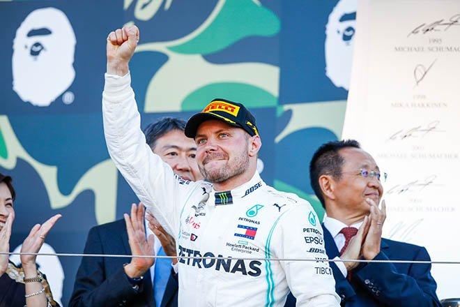 Mercedes AMG Petronas Motorsport takımı 6. kez dünya şampiyonu oldu