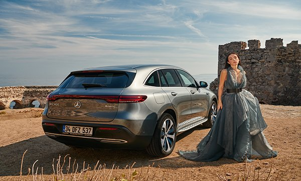 Mercedes-Benz Fashion Week Istanbul'un 15. sezonu (video)