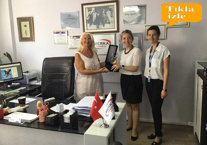 Merka Sigorta'ya Devler Ligi Ödülü!