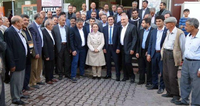 MHP ve BBP'den AK Parti'ye dev katılım