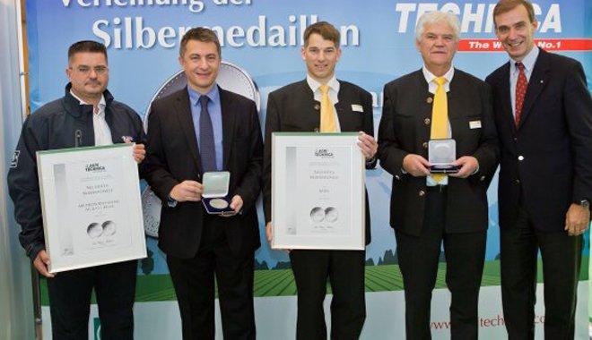 MICHELIN Toprak Koruma projesiyle Yenilikçilik Ödülü'nü aldı