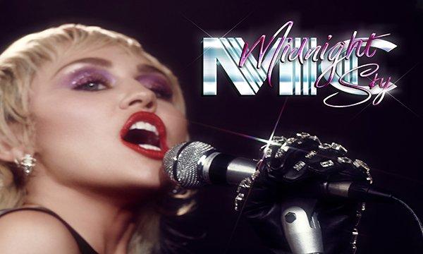 """Miley Cyrus merakla beklenen """"Midnight Sky"""" ile geri döndü!"""