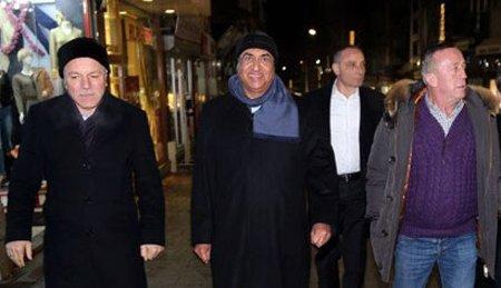 Milyar dolarlık Suudi, yatırım için Türkiye'de