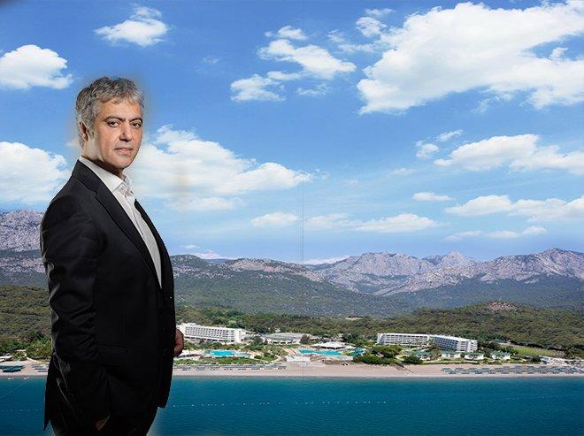 Mirage Park'ta.. Cengiz Kurtoğlu, Tuğba Özerk...