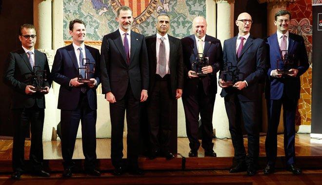 Mobil dünyanın en prestijli ödülü Turkcell'e geldi