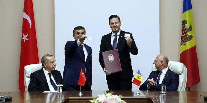 Moldova'ya kimlikle seyahat dönemi başladı!