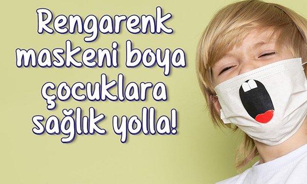 MOPAK okullara maske bağışı için proje başlattı