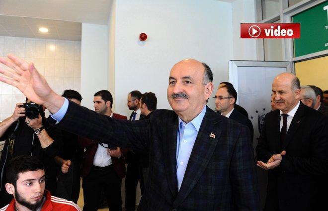 """Müezzinoğlu: """"Türk milleti zorlukları birlikte aşacak"""""""