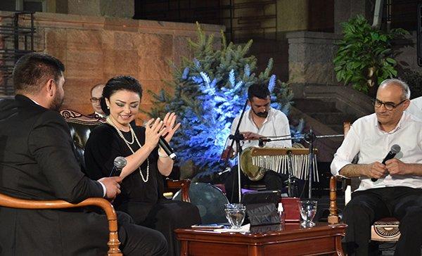 Musiki Muallim Mektebi Sohbetleri Dolu Dizgin