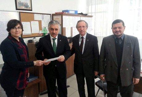 Necati Mesut Özer, milletvekili aday adayı