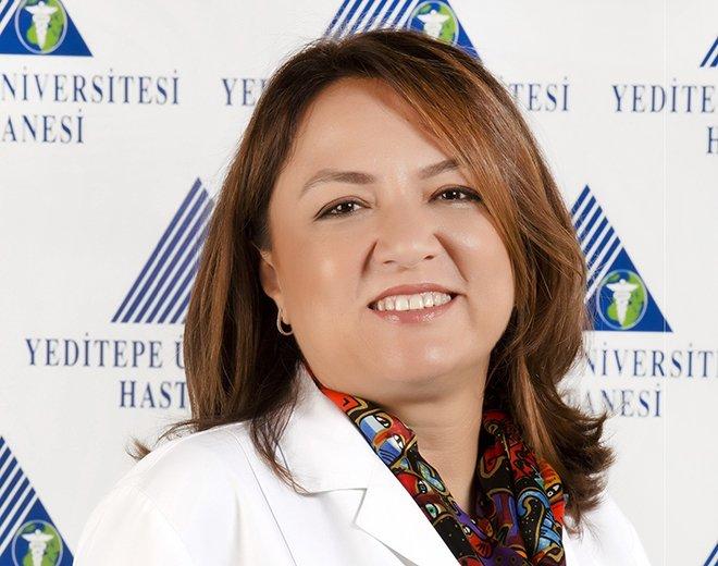 Nefroloji Uzmanı Prof. Dr. Gülçin Kantarcı