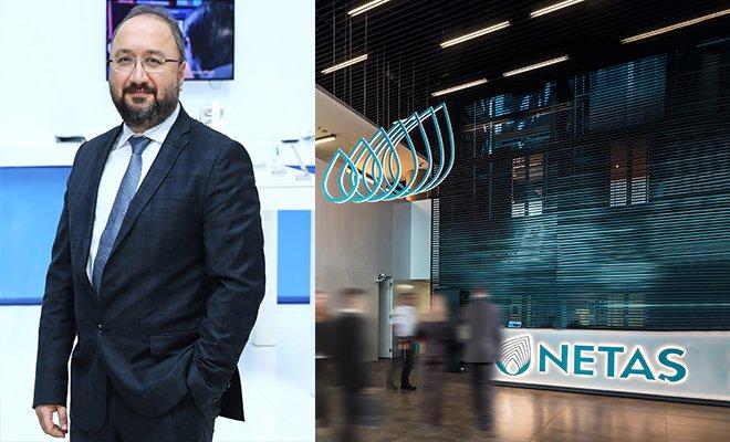 Netaş CEO'su Ali Emir Eren satış gelirlerini açıkladı