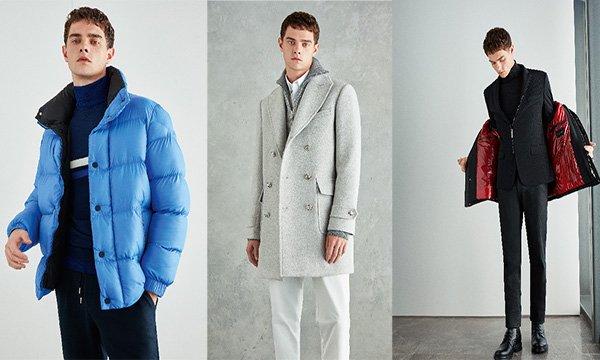 NetWork'ten Stil Sahibi Erkek Dış Giyim Tasarımları