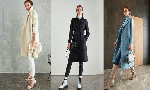 NetWork'ten Stil Sahibi Kadın Dış Giyim Tasarımları