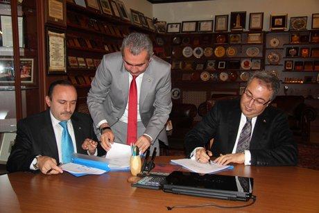 Nevşehir Belediyesi'nde Toplu İş Sözleşmesi imzalandı.