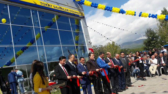 New Holland'ın Takat'taki Güçü