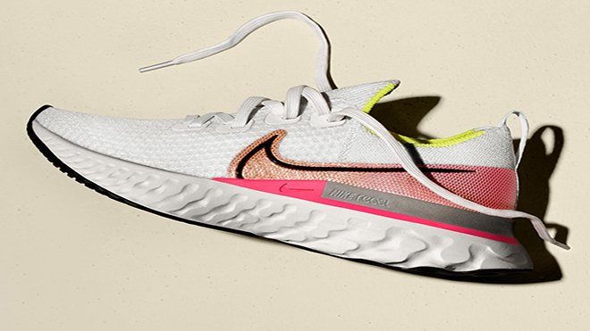 """""""Nike React Infinity Run""""ı piyasaya çıkarıyor."""