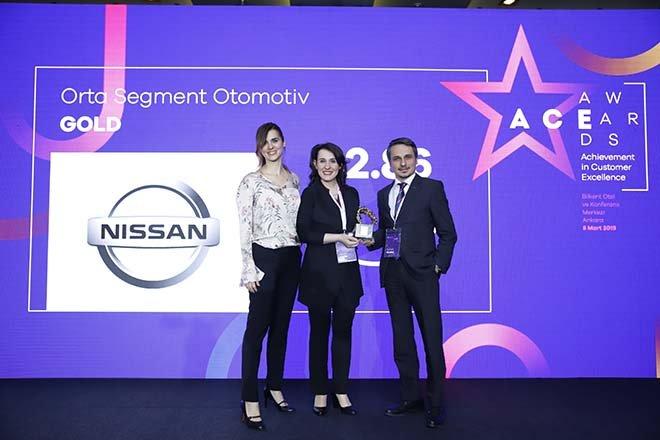 NISSAN Türkiye, müşteri ilişkilerinde zirvede
