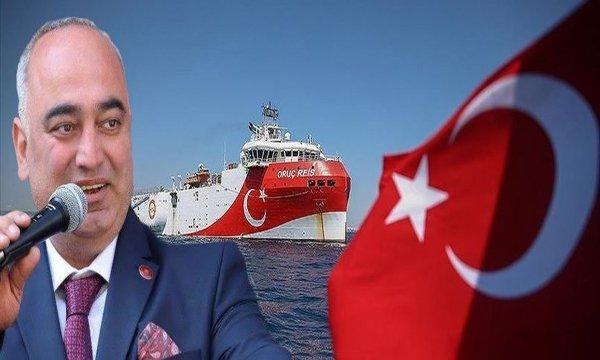 Nizam Perk ,Türkiye MaviVatan'dan vazgeçmez!