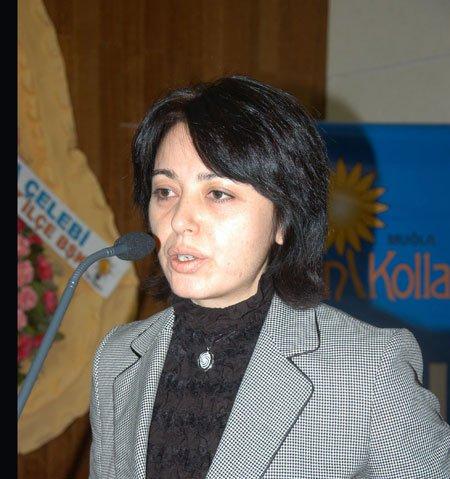 Nurzile Çavuşoğlu güven tazeledi.