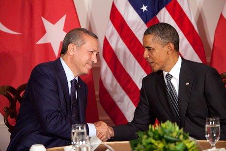 Obama'nın en iyi anlaştığı lider Erdoğan
