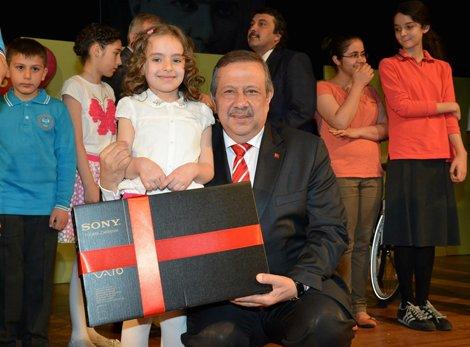 Ödüller Çocuklara
