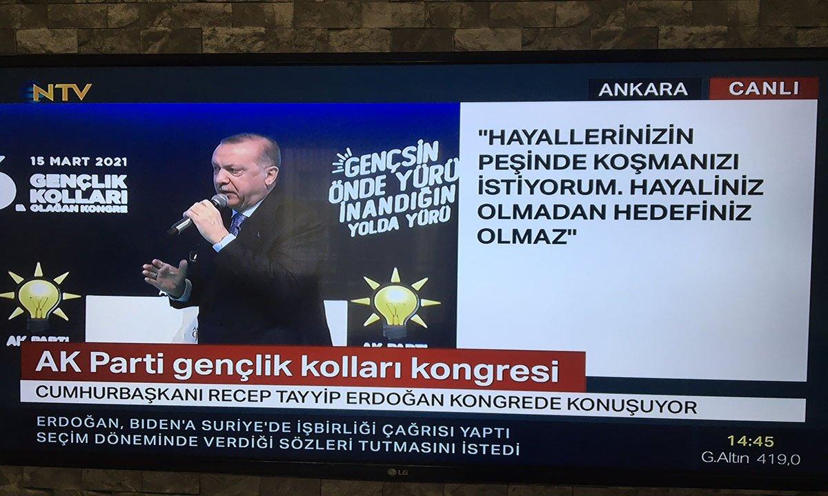 #Öğretmenler Erdoğanı Bekliyor