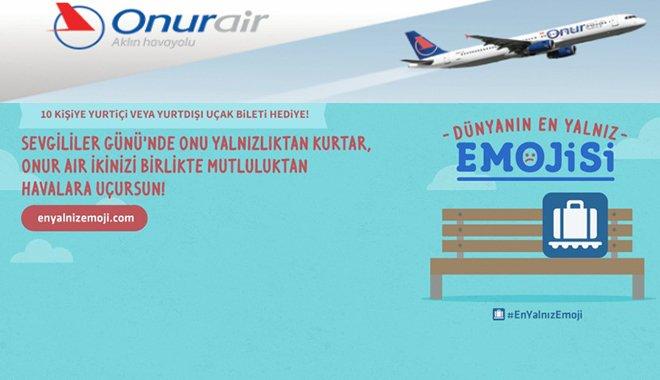 Onur Air'e İletişim Dalında 6 Ödül Birden!