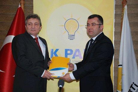 Orhan Aydın milletvekili aday adayı