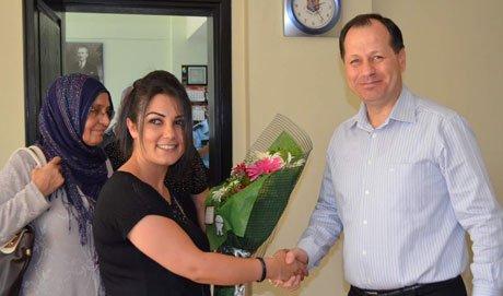 Ortaca AK Parti Kadın Kolları'dan veda ziyareti