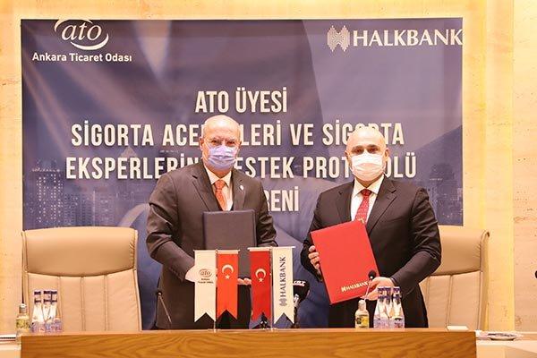 """Osman Arslan:""""Halkbank sigorta sektörünün yanındadır"""""""