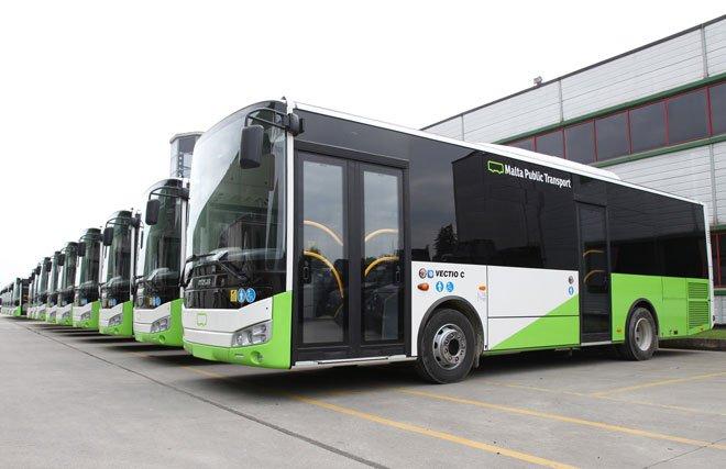 Otokar'ın 142 araçlık dev otobüs filosu